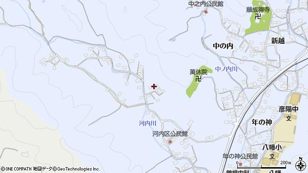 大分県佐伯市戸穴1295周辺の地図