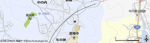 大分県佐伯市戸穴1598周辺の地図