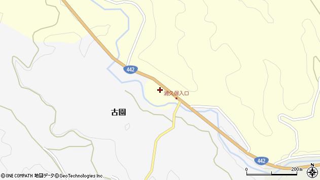 大分県竹田市小川1122周辺の地図