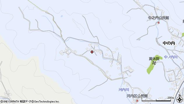 大分県佐伯市戸穴1026周辺の地図