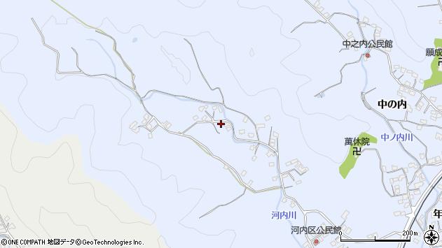 大分県佐伯市戸穴1029周辺の地図