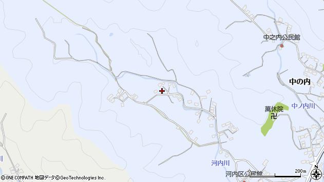 大分県佐伯市戸穴1041周辺の地図
