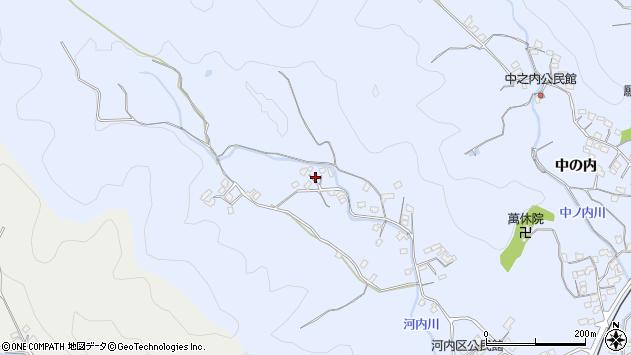 大分県佐伯市戸穴1037周辺の地図