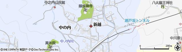大分県佐伯市戸穴1623周辺の地図