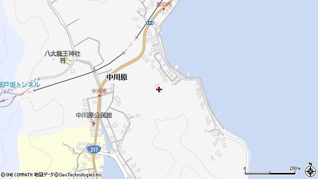 大分県佐伯市護江374周辺の地図