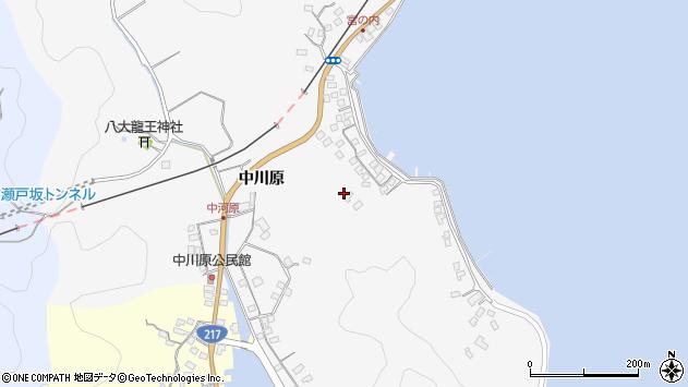 大分県佐伯市護江382周辺の地図