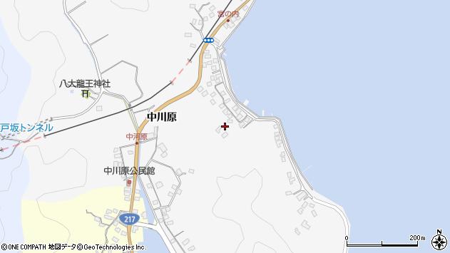 大分県佐伯市護江372周辺の地図