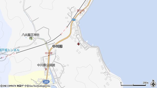 大分県佐伯市護江400周辺の地図