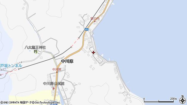 大分県佐伯市護江1236周辺の地図