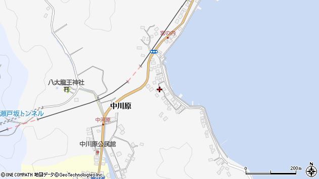 大分県佐伯市護江441周辺の地図