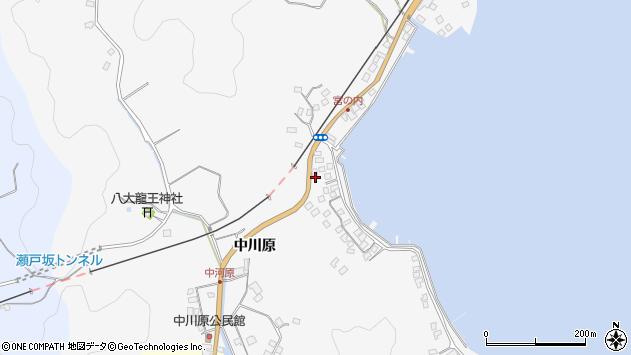 大分県佐伯市護江456周辺の地図
