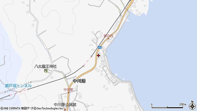 大分県佐伯市護江488周辺の地図