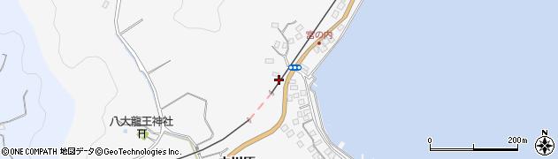 大分県佐伯市護江495周辺の地図