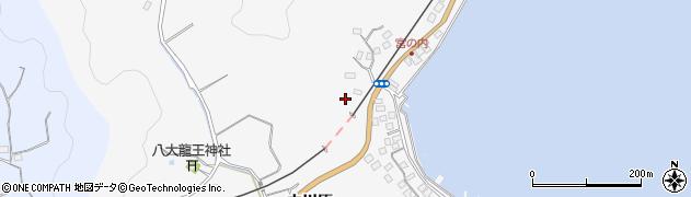 大分県佐伯市護江510周辺の地図