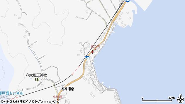 大分県佐伯市護江592周辺の地図