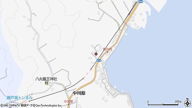大分県佐伯市護江586周辺の地図