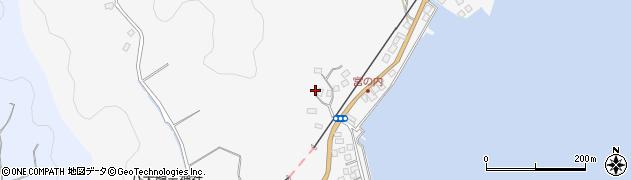大分県佐伯市護江525周辺の地図