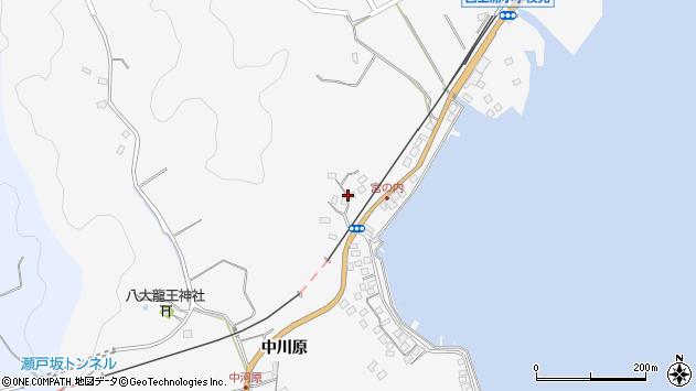 大分県佐伯市護江584周辺の地図