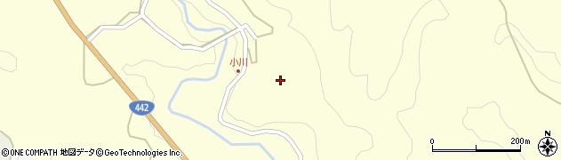 大分県竹田市小川1258周辺の地図