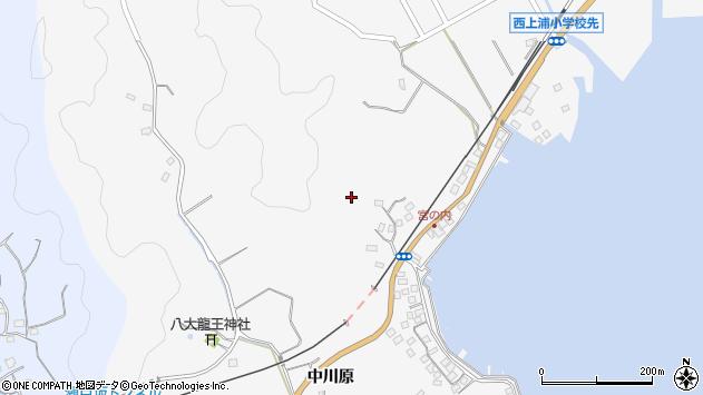 大分県佐伯市護江520周辺の地図