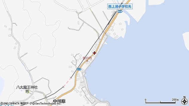 大分県佐伯市護江624周辺の地図