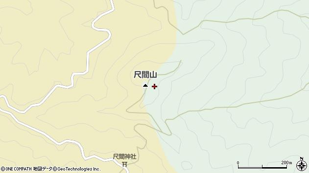 大分県佐伯市弥生大字床木2281周辺の地図