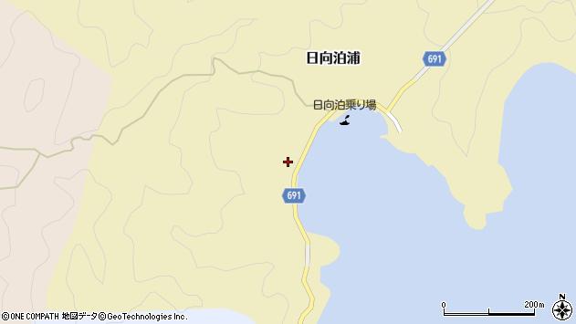 大分県佐伯市日向泊浦459周辺の地図