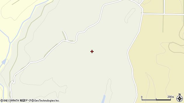 大分県竹田市福原1564周辺の地図