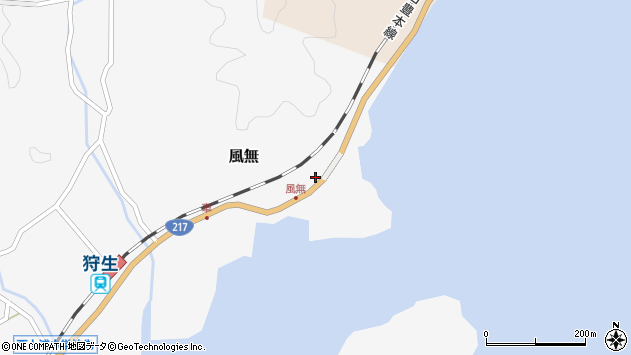大分県佐伯市護江907周辺の地図