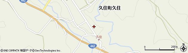 大分県竹田市久住町大字久住6209周辺の地図
