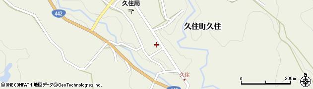 大分県竹田市久住町大字久住6103周辺の地図