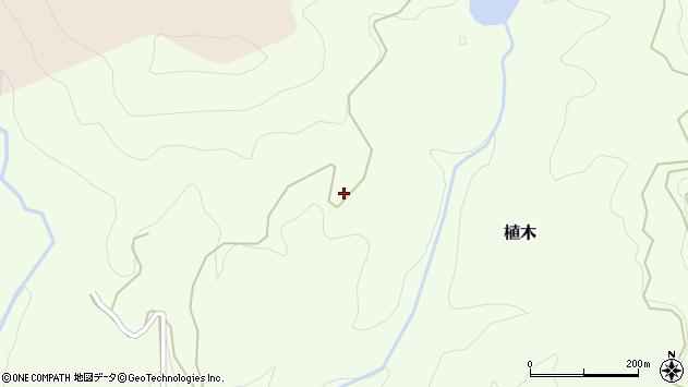 大分県竹田市植木6161周辺の地図