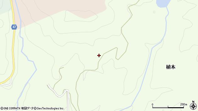 大分県竹田市植木6129周辺の地図