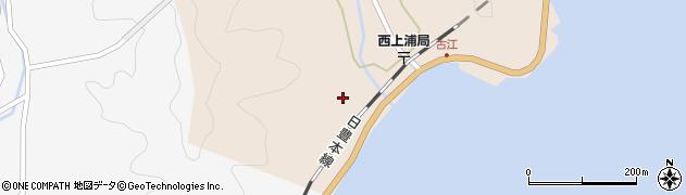 大分県佐伯市二栄1205周辺の地図