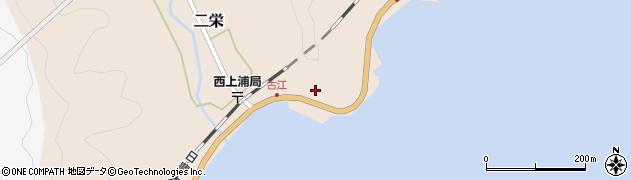 大分県佐伯市二栄576周辺の地図