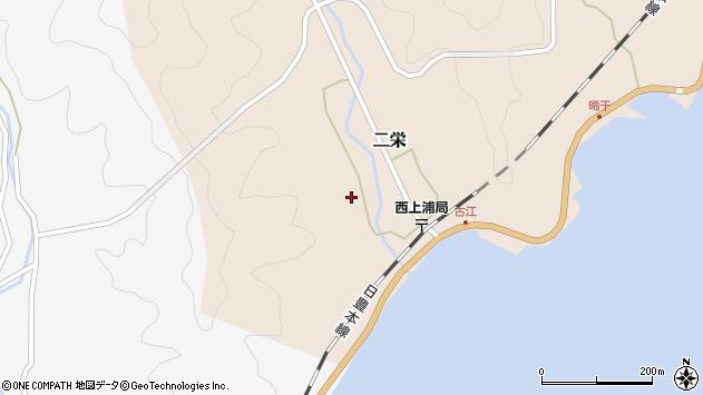 大分県佐伯市二栄1226周辺の地図