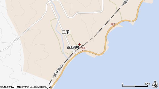 大分県佐伯市二栄631周辺の地図
