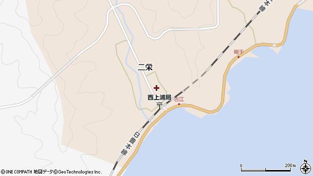 大分県佐伯市二栄1130周辺の地図