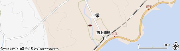 大分県佐伯市二栄1231周辺の地図