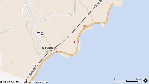 大分県佐伯市二栄530周辺の地図