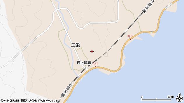 大分県佐伯市二栄593周辺の地図