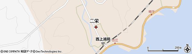 大分県佐伯市二栄1119周辺の地図