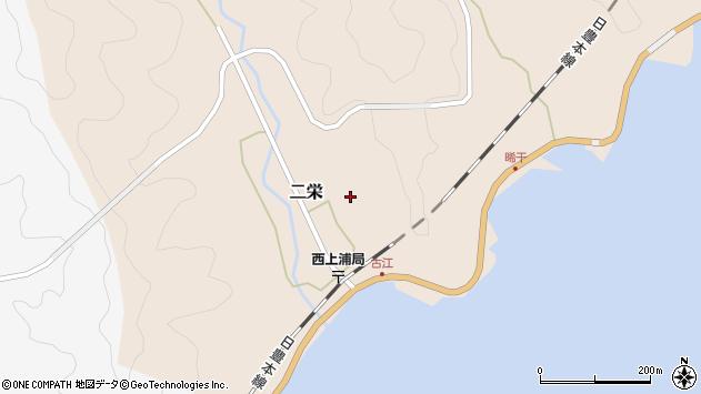 大分県佐伯市二栄650周辺の地図