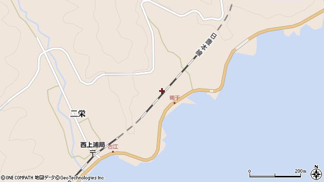 大分県佐伯市二栄518周辺の地図