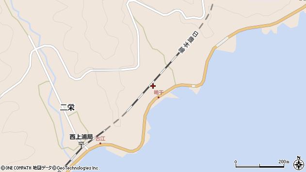 大分県佐伯市二栄461周辺の地図