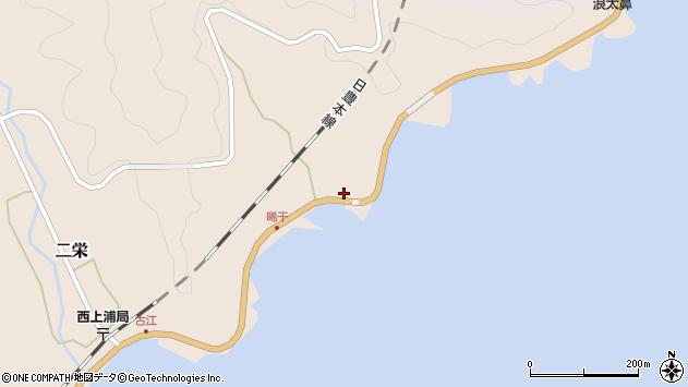 大分県佐伯市二栄136周辺の地図