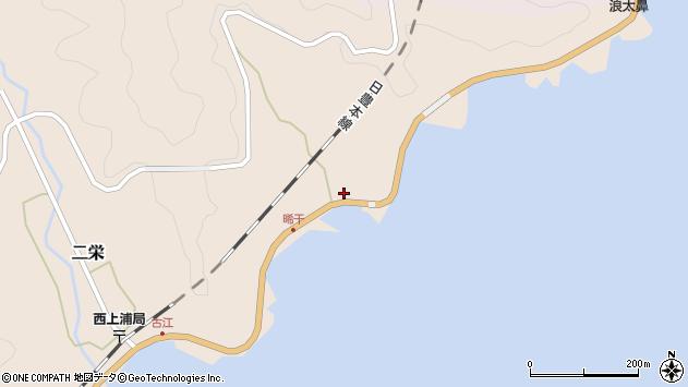 大分県佐伯市二栄144周辺の地図