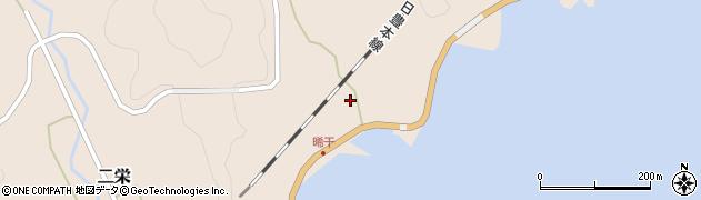 大分県佐伯市二栄389周辺の地図