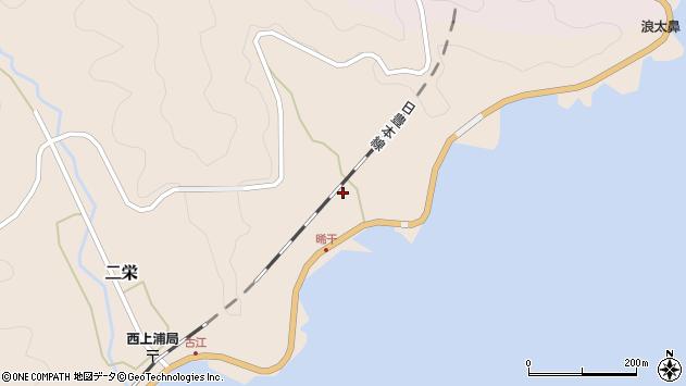 大分県佐伯市二栄379周辺の地図