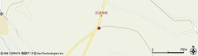 大分県竹田市久住町大字久住6858周辺の地図